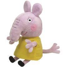 Beanie Babies Peppa malac - EMILY ELEFÁNT plüss figura 15 cm