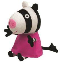 Beanie Babies Peppa malac - ZOÉ ZEBRA plüss figura 15 cm