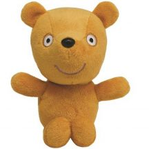 Beanie Babies Peppa malac - TEDDY MACKÓ plüss figura 15 cm