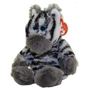 Attic Treasures Zahari - zebra plüss figura (15 cm)