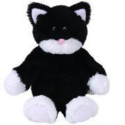 Attic Treasures Bessie - fekete-fehér macska plüss figura (24 cm)