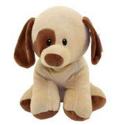 Baby Ty Bumpkin - barna kutya plüssfigura (24 cm)