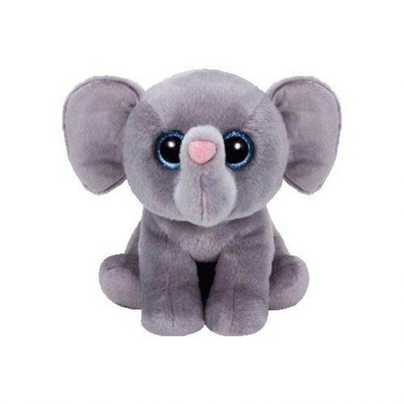 Beanie Boos WHOPPER - szürke elefánt plüss figura 24 cm
