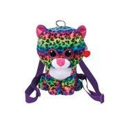 Ty Gear DOTTY - színes leopárd hátizsák