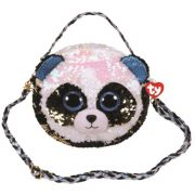 Ty Fashion Sequins flitteres panda oldaltáska - Bamboo