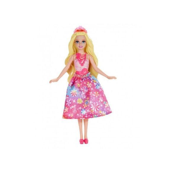 Barbie mini hercegnők szortime VIRÁGOS RUHÁS