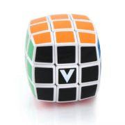 V-CUBE 3x3 versenykocka - Fehér alapszínû, lekerekített formájú