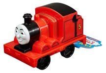 Fisher-Price Thomas és barátai kedvenc deluxe mozdonyok - JAMES