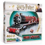 Wrebbit 3D puzzle Harry Potter - Roxfort Expressz (460 db-os)
