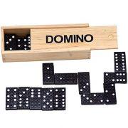 Woodyland klasszikus dominó (28 darabos)