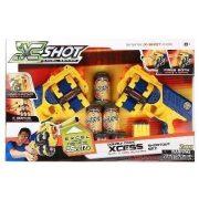 X-Shot Forgótáras játékpisztoly