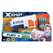 X-Shot Fury 4 szivacslövő játékfegyver