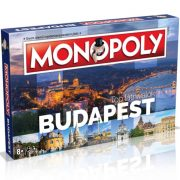 Monopoly Budapest társasjáték