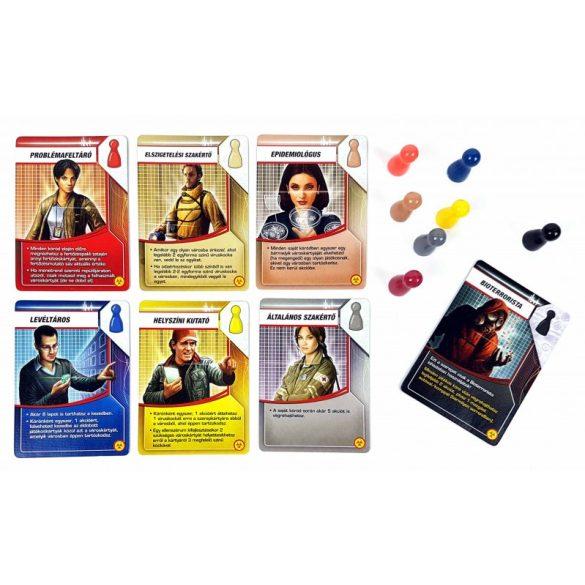 Pandemic: Pengeélen társasjáték (kiegészítő csomag)