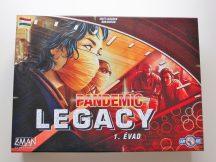 Pandemic: Legacy magyar kiadás 1. évad