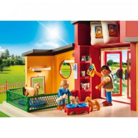 "Playmobil® City Life ""Tappancs"" állathotel"