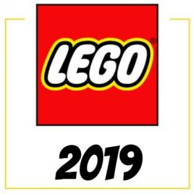 <b>2019-es LEGO® újdonságok</b>