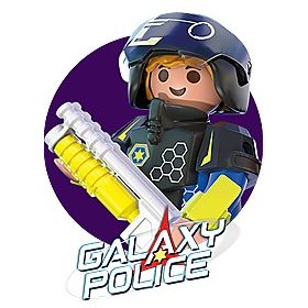 Playmobil® Galaxy Police - Űrrendőrség