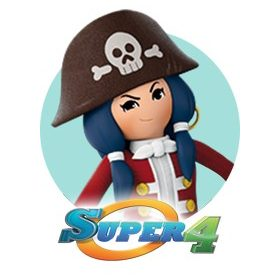 Playmobil® Super 4