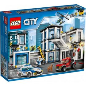 LEGO® City Rendőrség