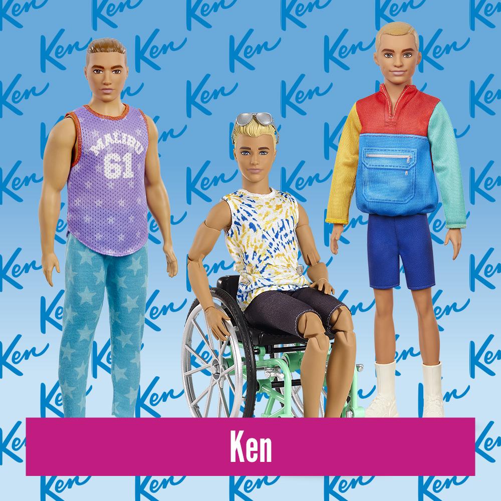 Ken babák