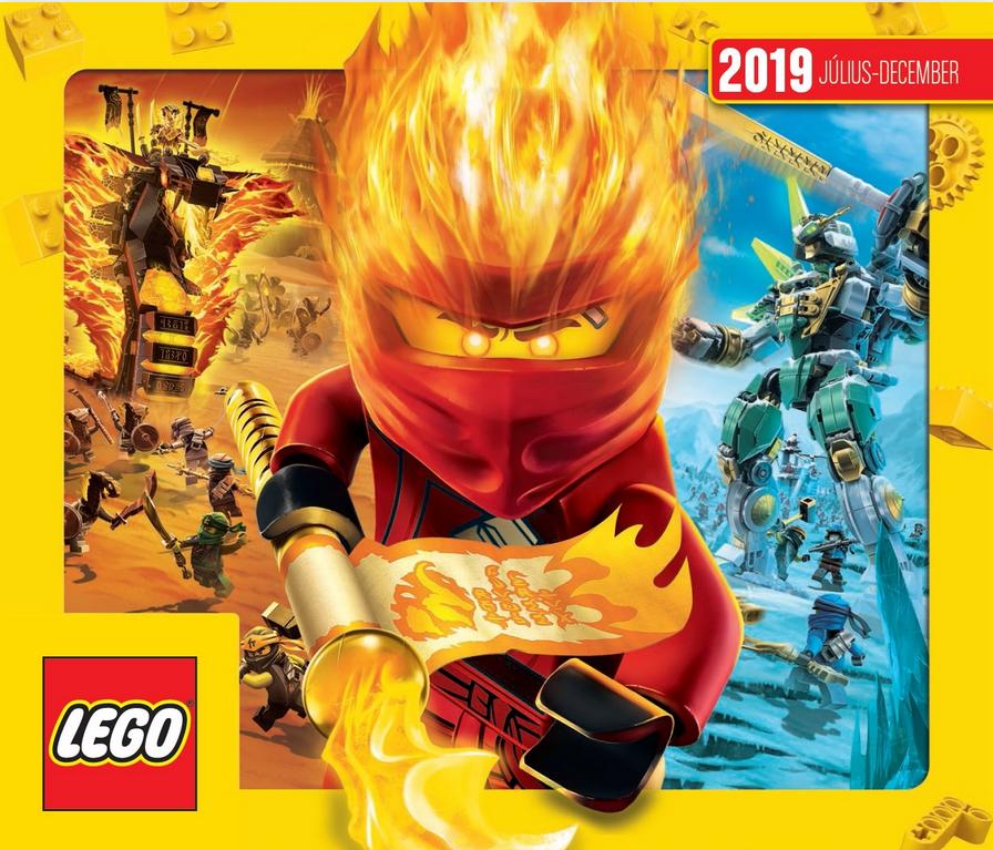LEGO katalógus 2019 II. félév