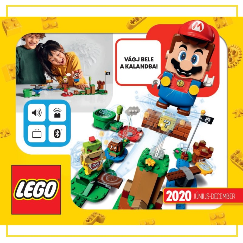 LEGO katalógus 2020 II. félév