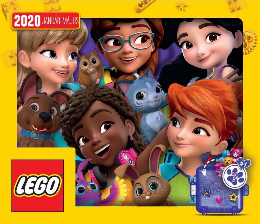 LEGO katalógus 2020 I. félév