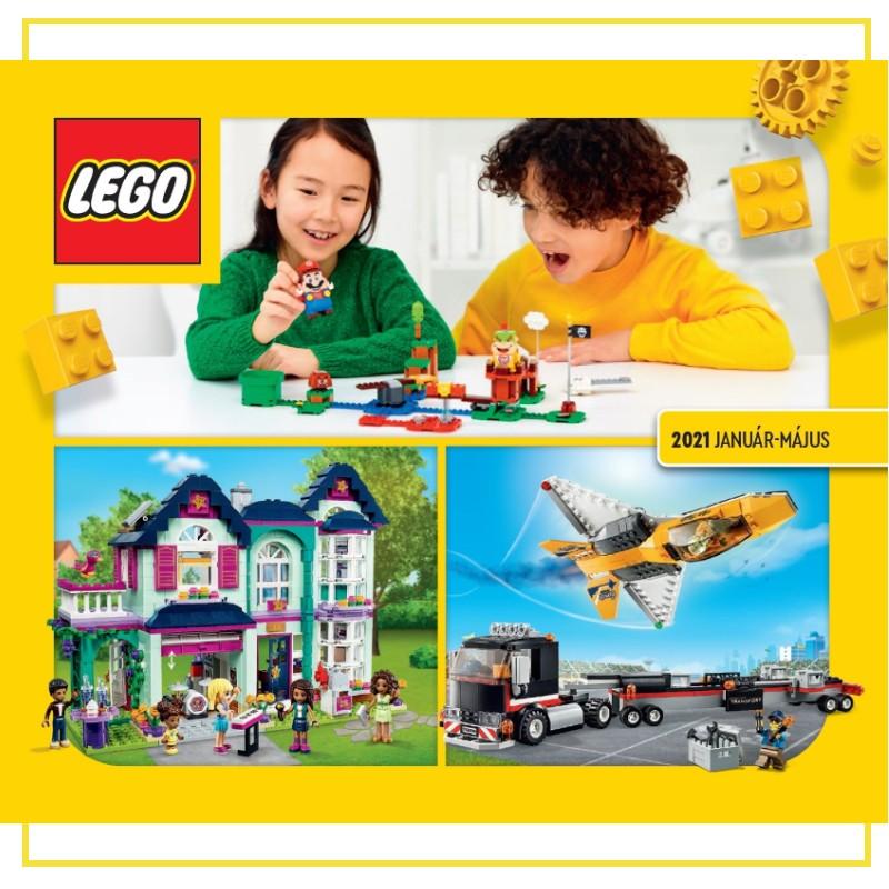 LEGO Katalógus 2021 I. félév