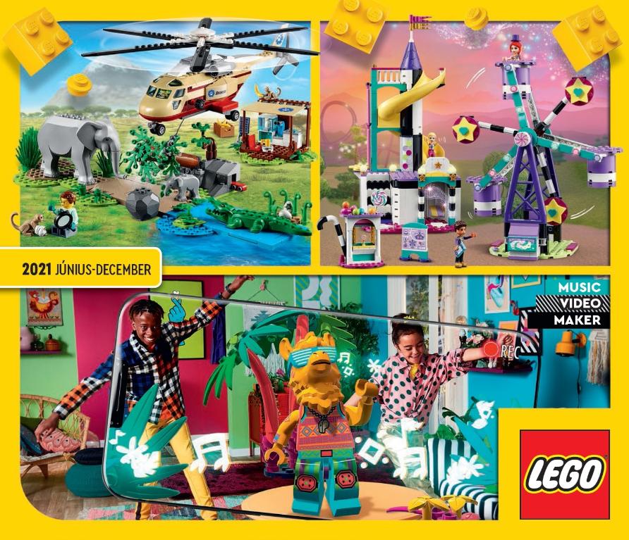 LEGO Katalógus 2021 II. félév